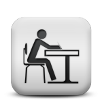 125524-matte-white-square-icon-people-things-people-student-study